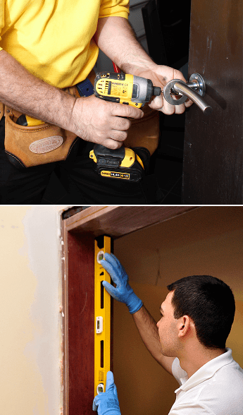 Door Repairs and Installation