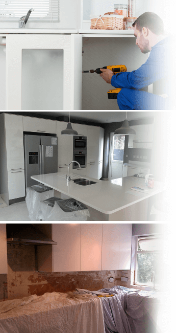 Kitchen Renovations And Fitting Service